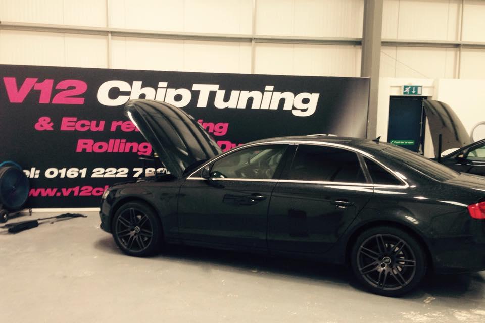 Audi A4 Tricore remap